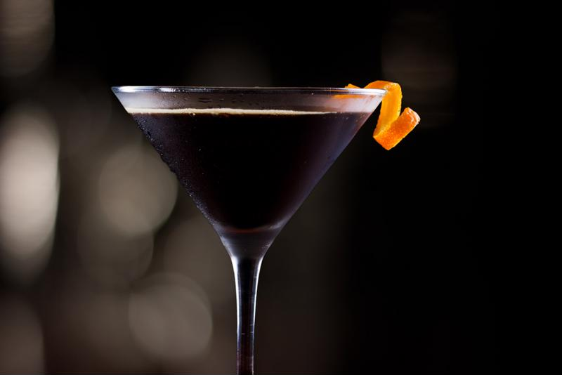 This unique take on the martini is absolutely delicious.
