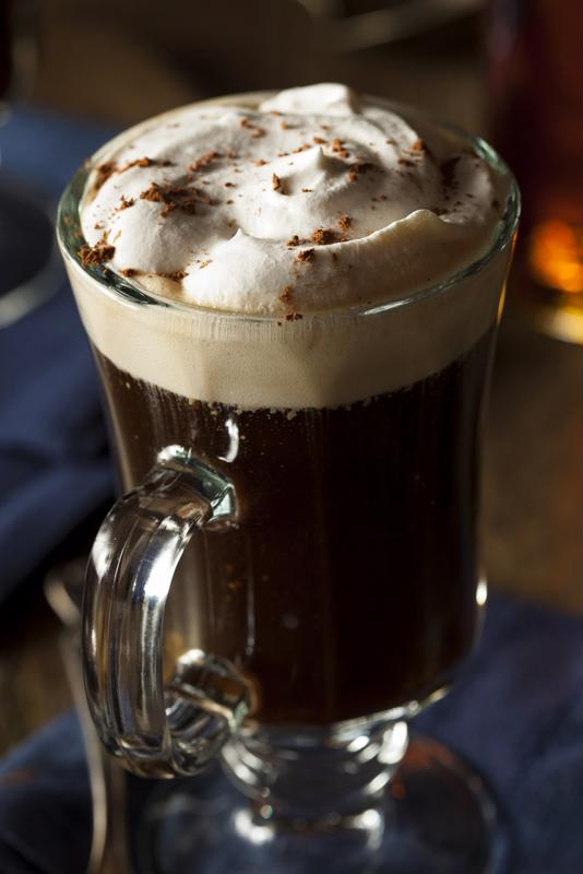 Add as much whipped cream as you want!