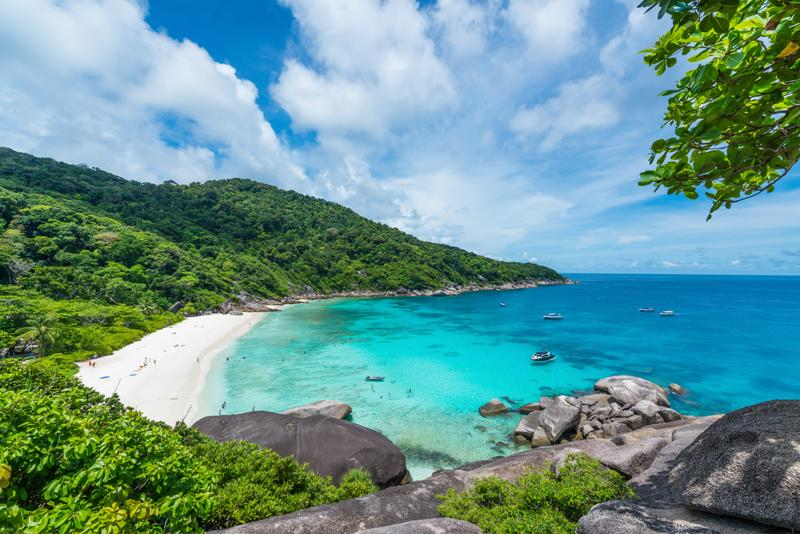 There are still plenty of pristine beaches across the world - if you know where to look.