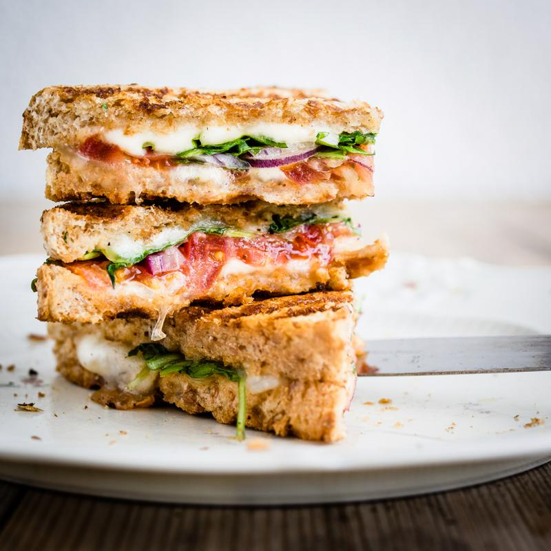 It's time you started bringing paninis to lunch.
