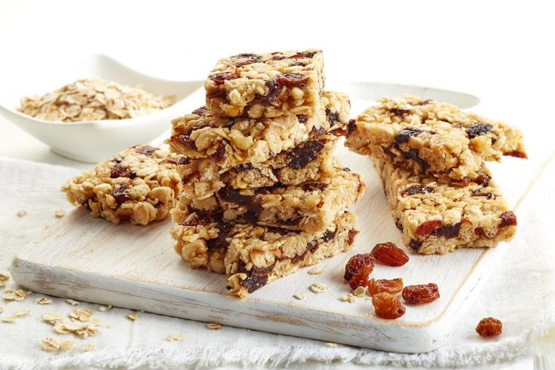 Create healthy and delicious oatmeal bars right in your own kitchen.