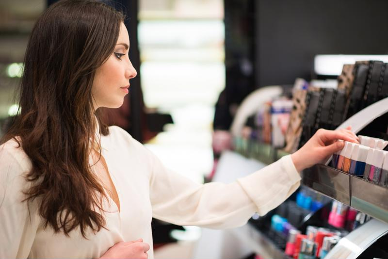 Many cosmetic products on the market today contain harmful chemicals and toxins.