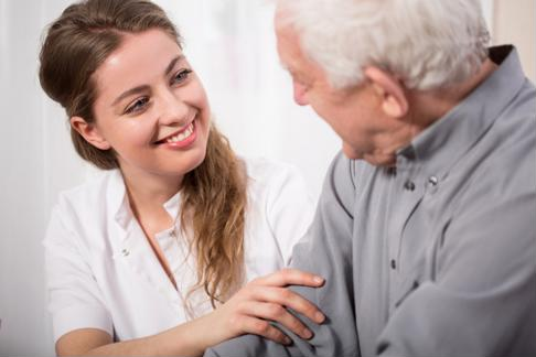 Show home health aides how much you appreciate them this month.