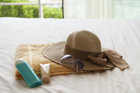 Protecting your skin from the sun with hats, sunglasses and sunscreen with an SPF of 30 or higher can reduce your risks of skin cancer.