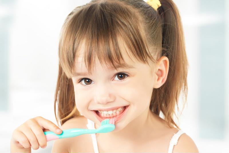 Start your kids off with better brushing habits!