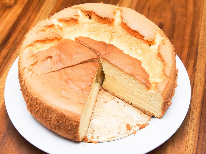 This simply wonderful, traditional slow-cooked cake is perfect for topping with any homemade frosting.