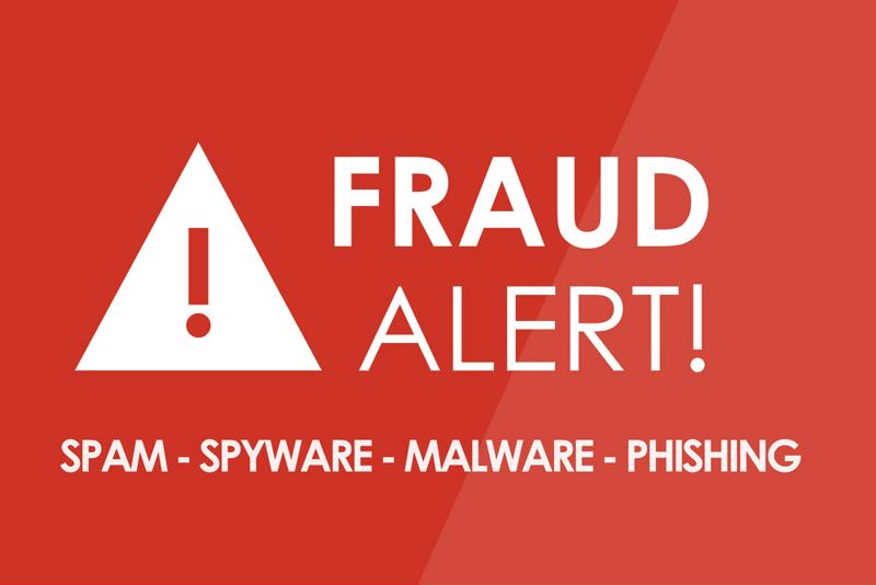 Phishing can be used to deliver a host of unfriendly software into a network, or to steal confidential employee information_fraud alert image_Afinety, Inc.