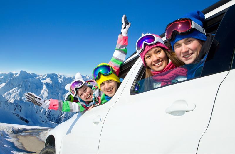 The season has begun - Ski Santa Fe is open for business!