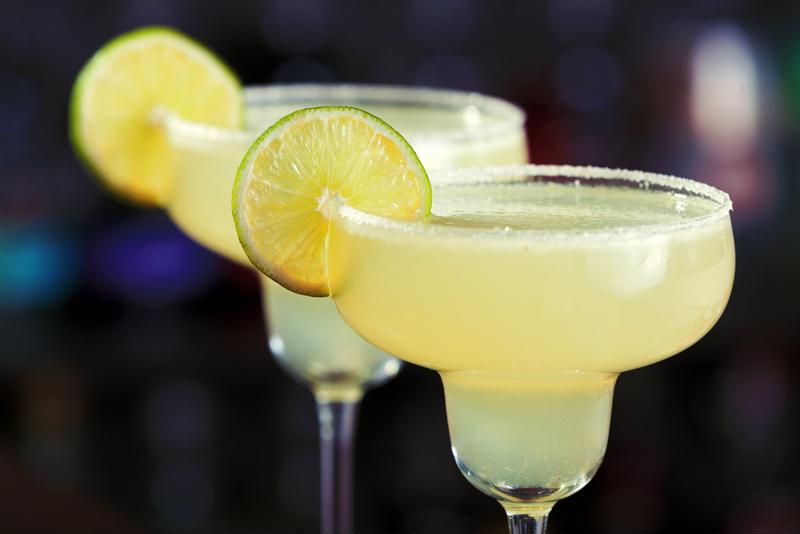 There's no wrong way to enjoy a margarita.