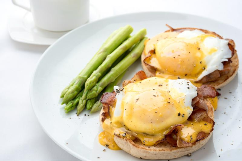 Breakfast sandwiches allow plenty of opportunities for experimentation.