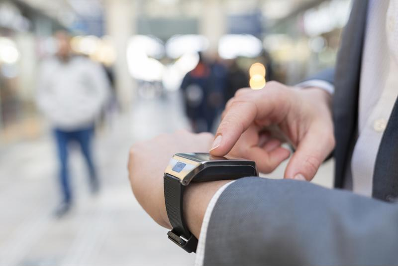 Most wearables are linked to a smartphone, meaning they share the same data library.