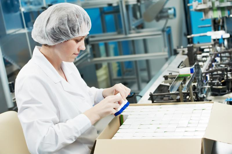 Many pharmaceutical manufacturers will have to update their equipment.
