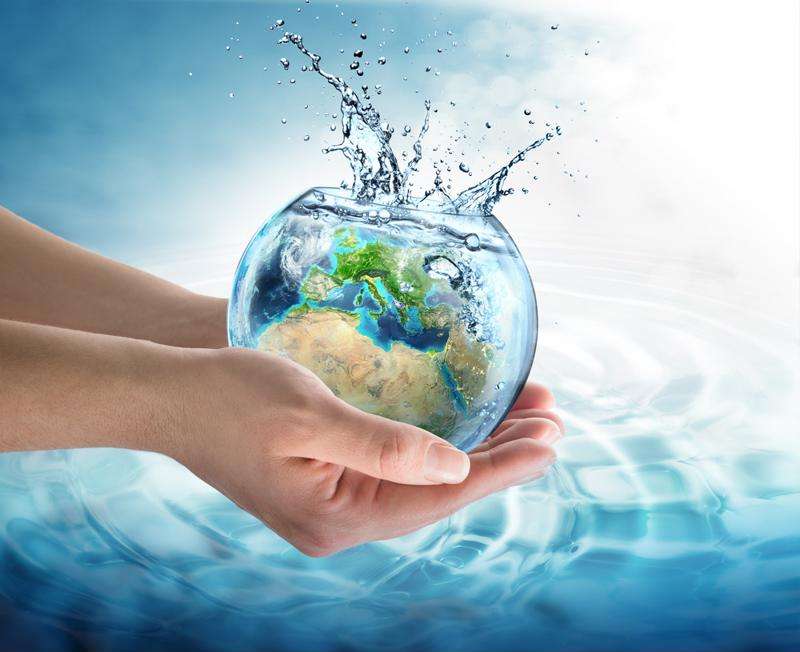 Just 1% of water in the world is consumable, and electric tankless water heaters help conserve usage.