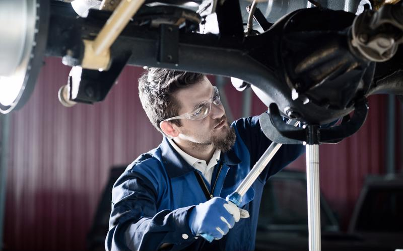 Getting an inspection by a professional will ensure your vehicle is safe for the road.