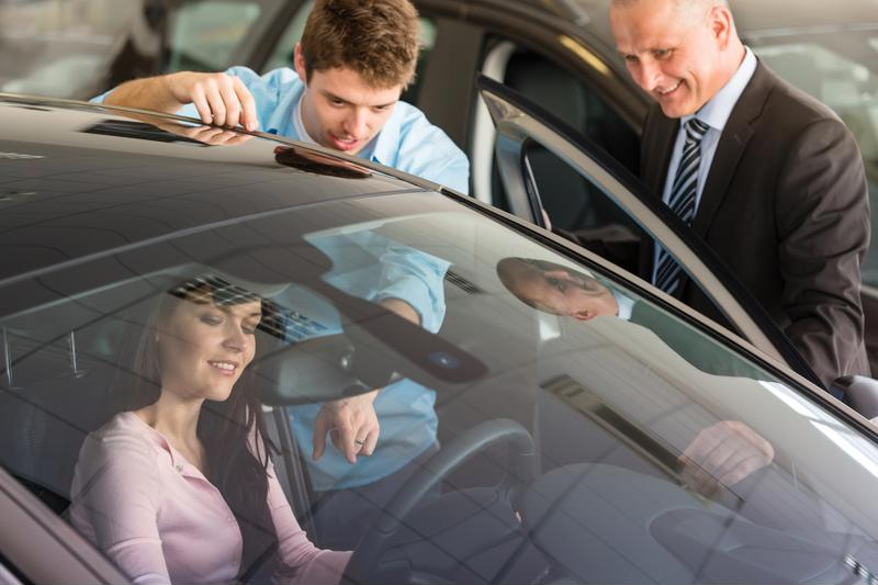 Make sure you do your research before heading to the dealership.
