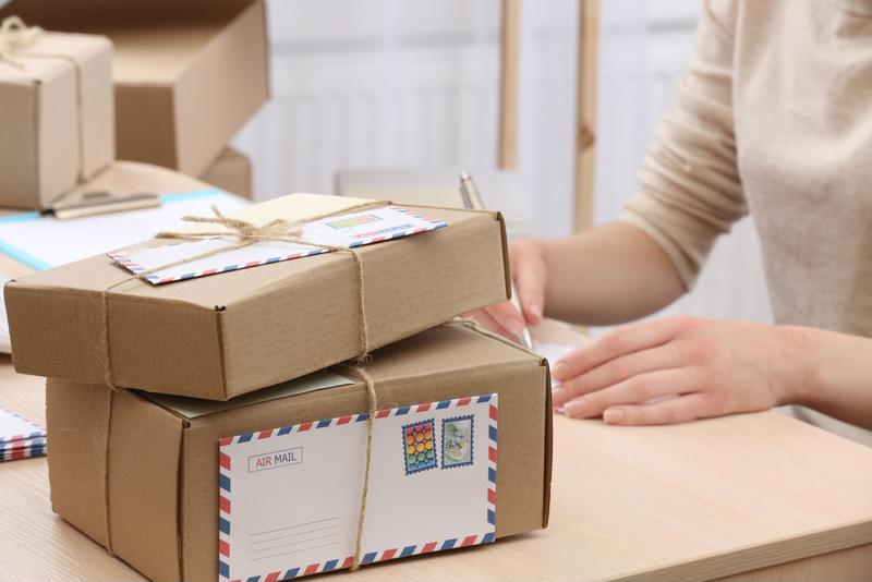 Prepare a care package to send to a new college student, you will make them happy.