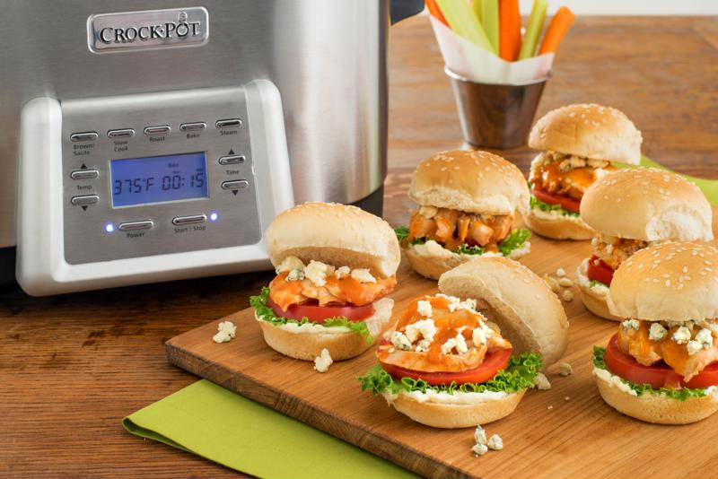 The 5-in-1 Multi-Cooker makes anything possible.
