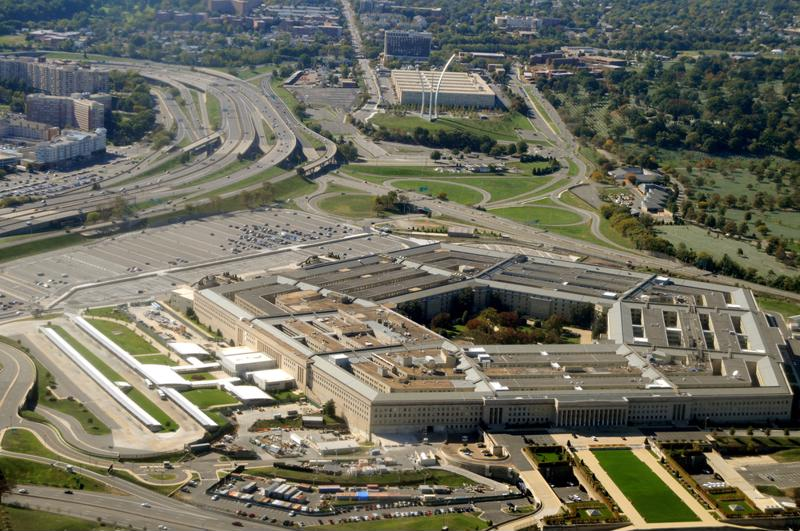 The Department of Defense has separate networks for classified information.