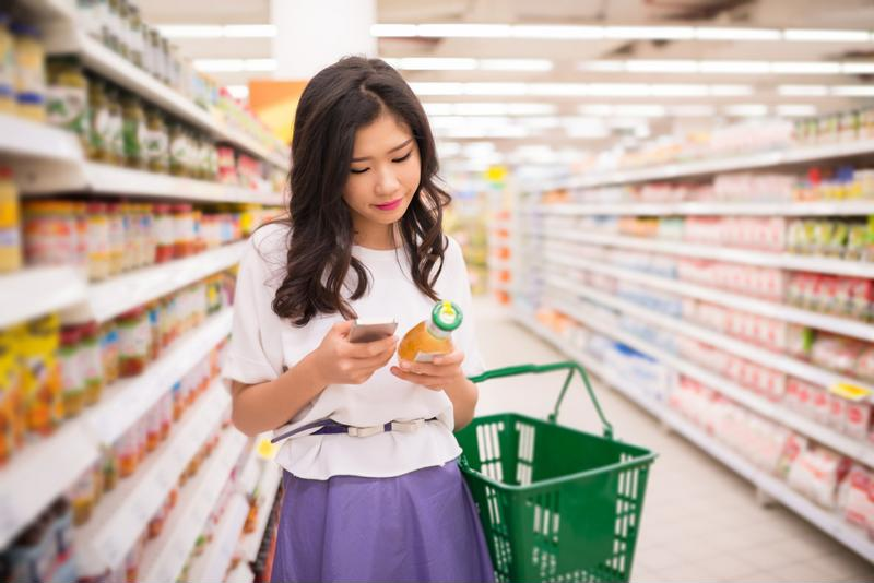 Consumers frequently use their smartphones to see if they're getting the best deal on the products they want.