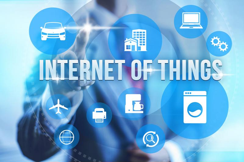The Internet of Things and the cloud are two sides of the same coin.