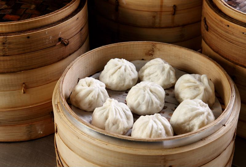 Mongolian dumplings make for a perfect party appetizer.