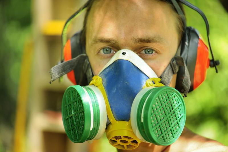 Respiratory protection is essential for workers exposed to silica.