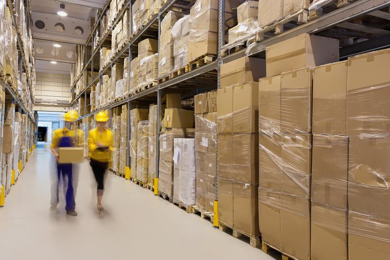 Scheduling vendor deliveries reduces surprises in an engineer-to-order warehouse.
