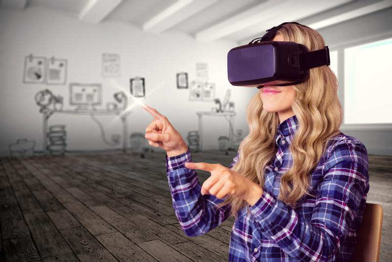 VR can enable clients to work the space before purchasing, giving real estate firms compelling new sales tools.