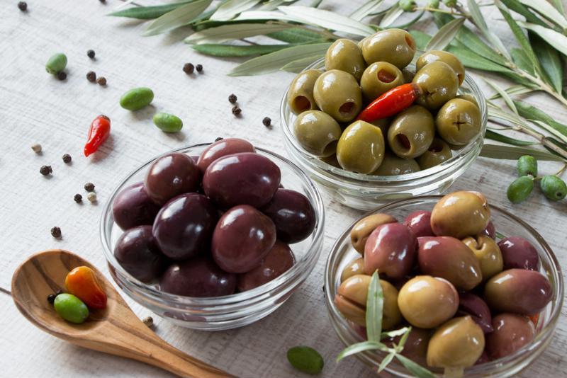 Olives add flavor and zest to this Mediterranean-style turkey dish.