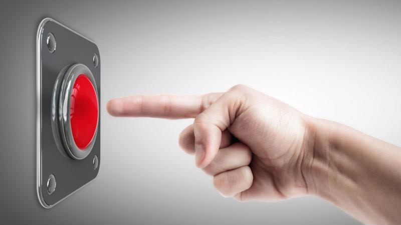 E911 makes emergency alerts almost as easy as touching a big red button.