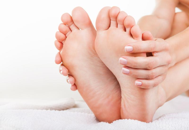 Foot health is important to overall health.