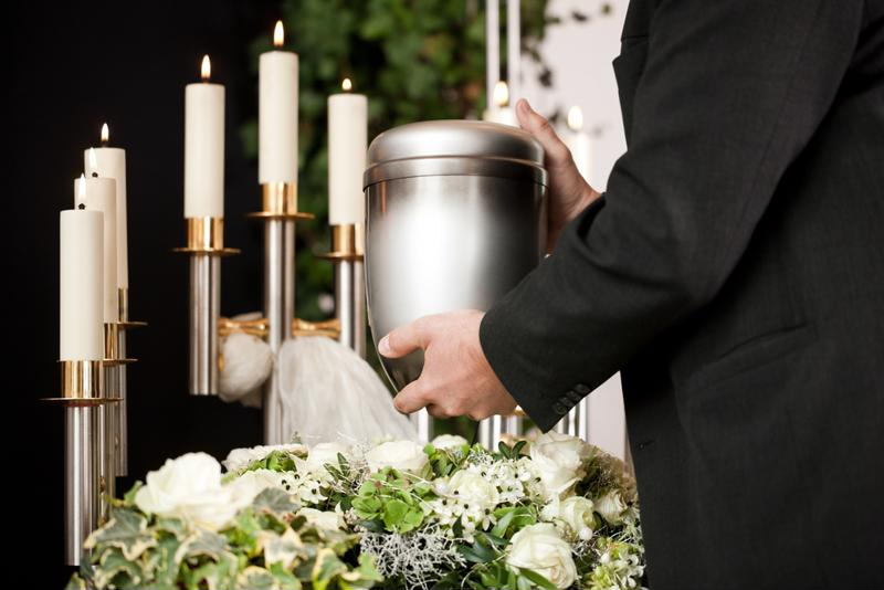 It's possible to hold a funeral service after cremation.