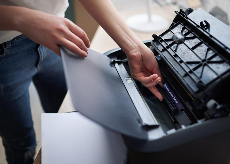 Printers are common in virtually every workplace setting, including healthcare.