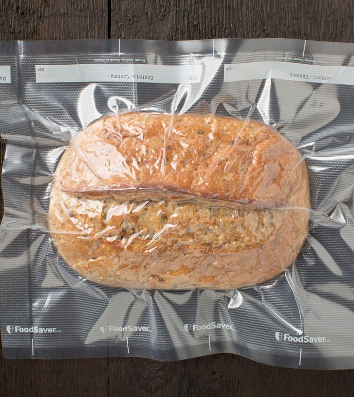 The Foodsaver 174 Guide To Sealing Bread Foodsaver