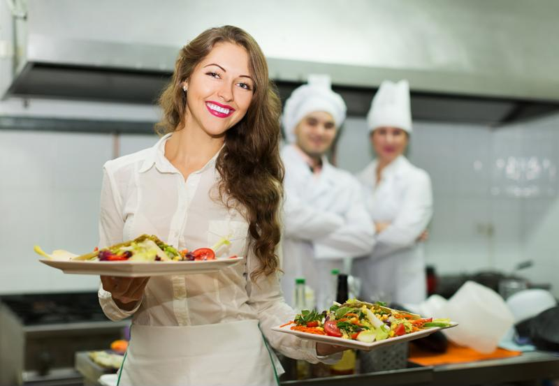 By working with the restaurant staff, you can easily Pritikin-ize your meal.
