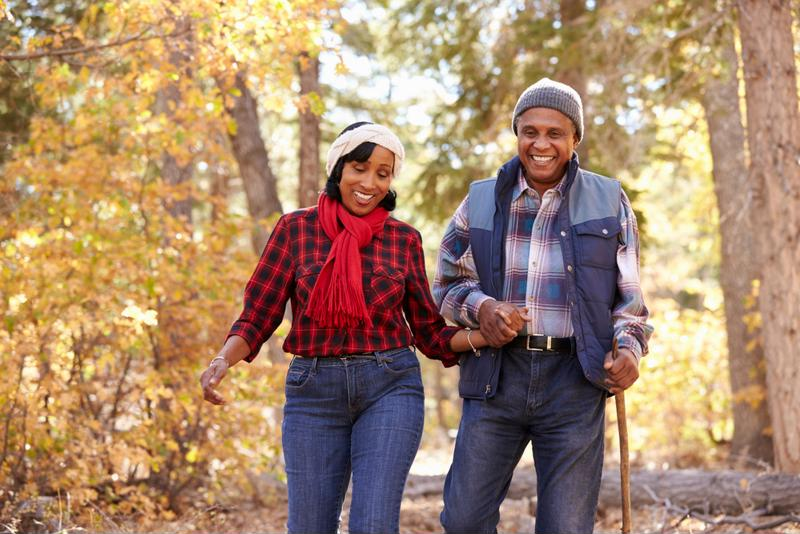 Active seniors will enjoy Colorado Springs' hiking trails.