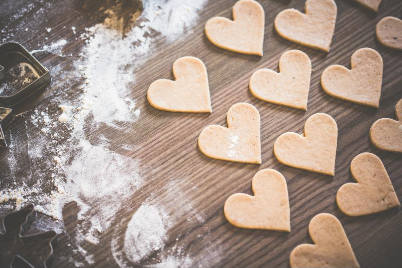 Get creative with your sugar cookie cut-outs!
