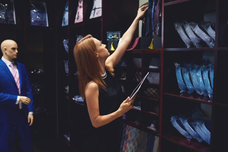 Inject digital into the physical shopping experience.