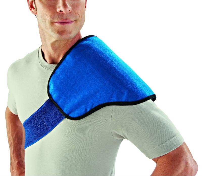 Don't let shoulder discomfort get in your way.