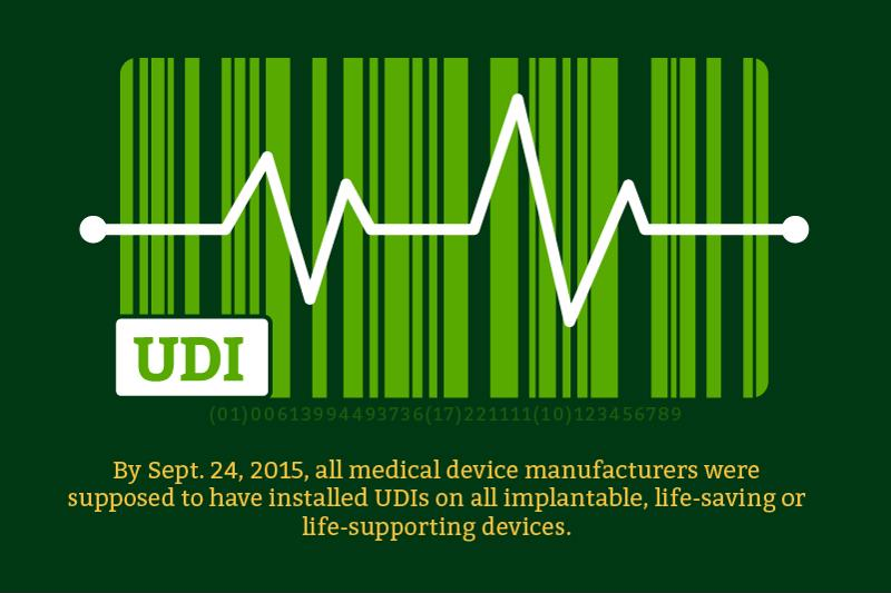 Regulations regarding medical devices and UDIs continue to evolve.