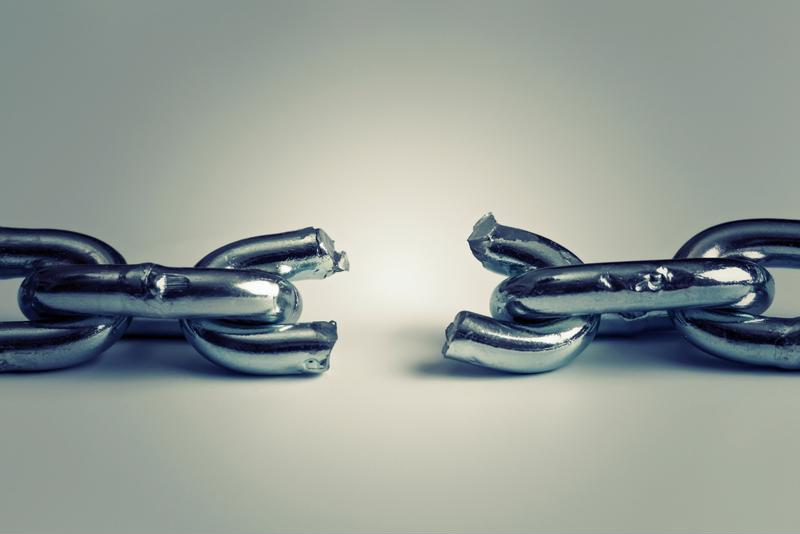 Broken links in the workflow chain can diminish company productivity.