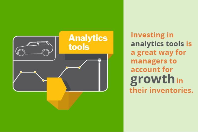 Analytics tools can help automotive companies improve various aspects of their operations.
