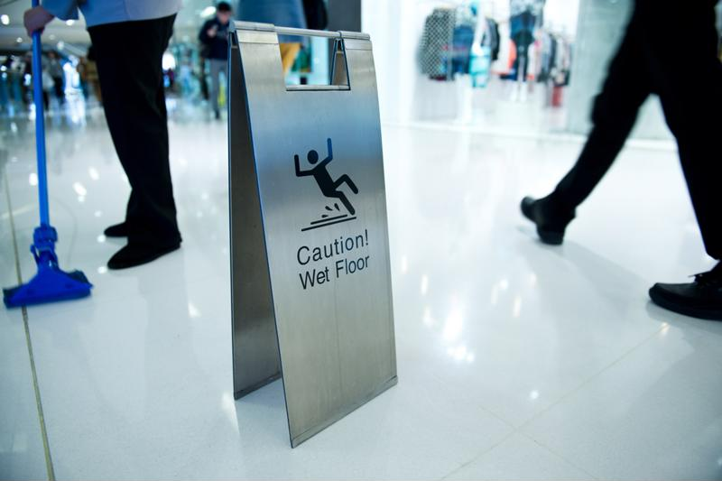 Falls on the same level are the second costliest cause of serious injury for U.S. employers.