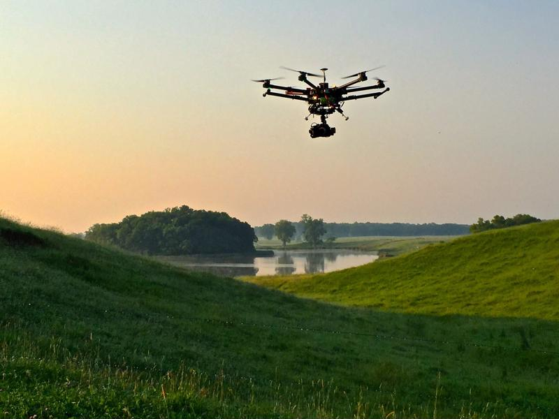 Drones could transform the health care space.