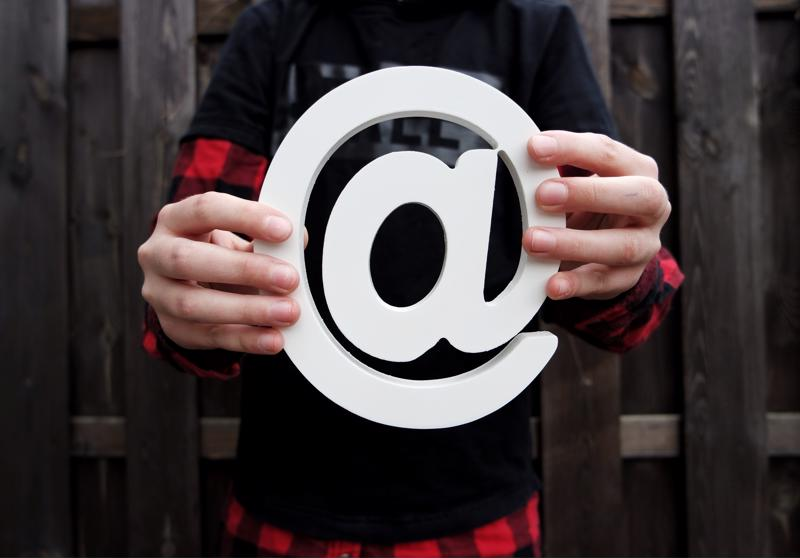 Encrypted email can lessen the likelihood of your data being intercepted.