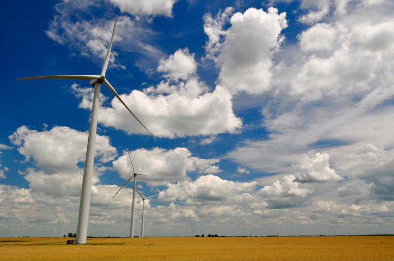 """In some states it is possible to make the switch to """"green power."""""""
