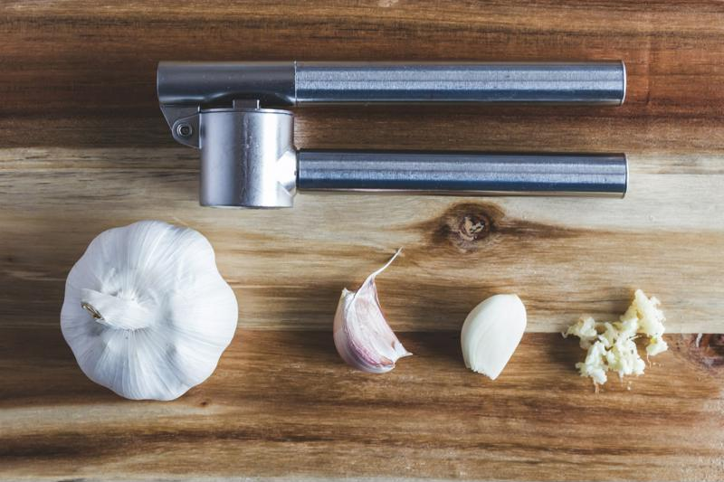 When it comes to slow cooking, you can never have too much garlic.