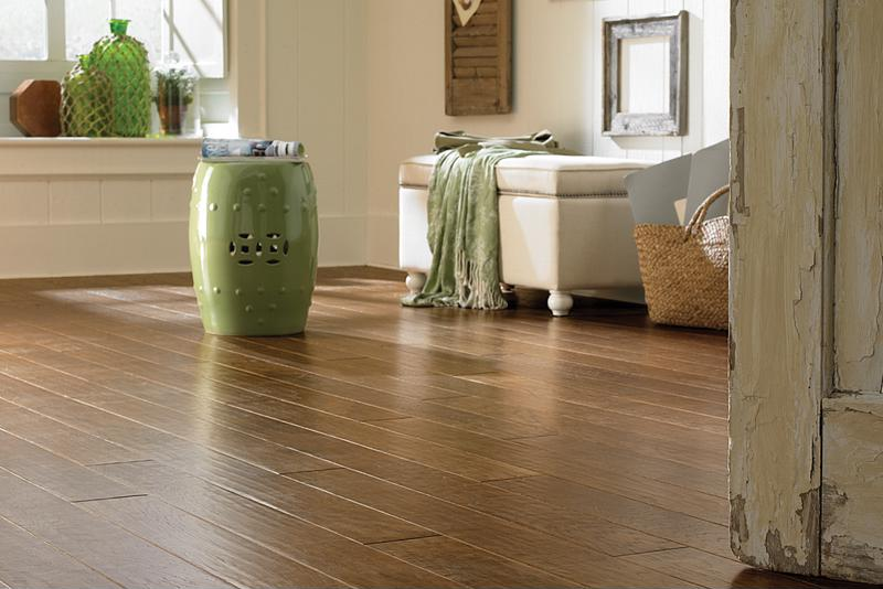 Proper floor care is essential to sustaining the appearance and quality of hardwood floors.