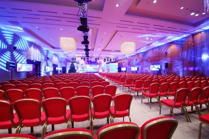 Top business conferences.