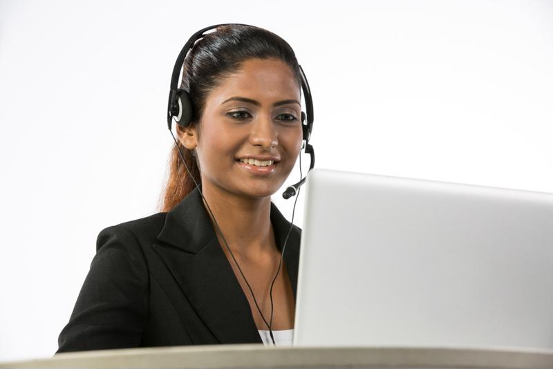Auto attendants can help direct callers to the right personnel.